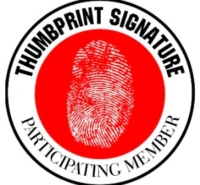 Thumbprint Signature Products